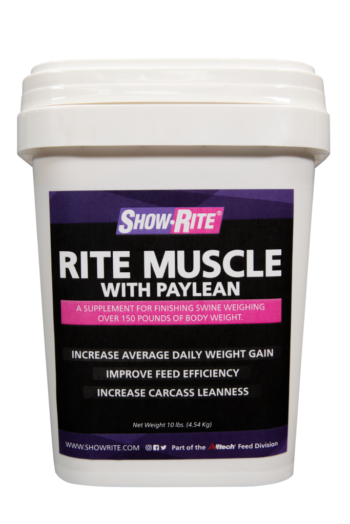 Pig Products – Show-Rite